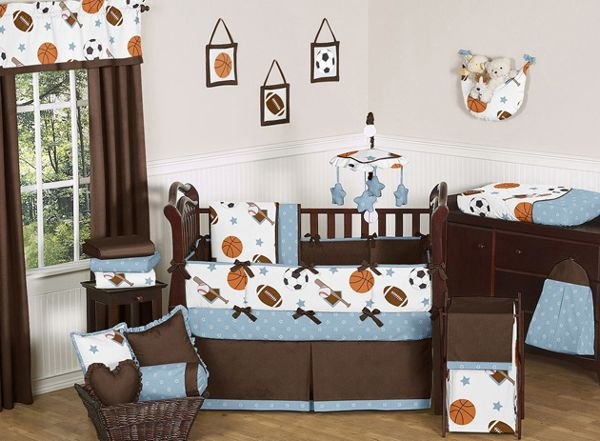 Cool Baby Boy Nursery Design Ideas