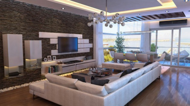 15 Delightful Contemporary Living Room Ideas For Everyday Enjoyment