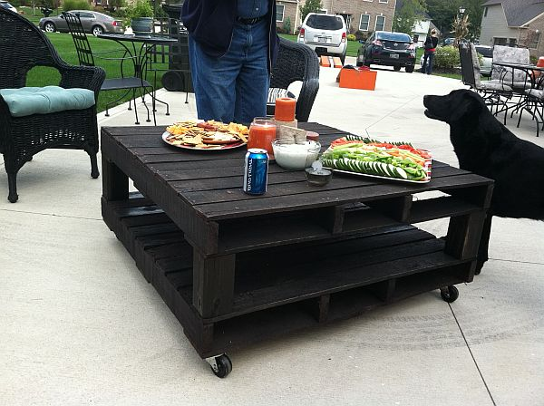 Top 17 Insanely Charming DIY Pallet Coffee Table Designs That Will Amaze You