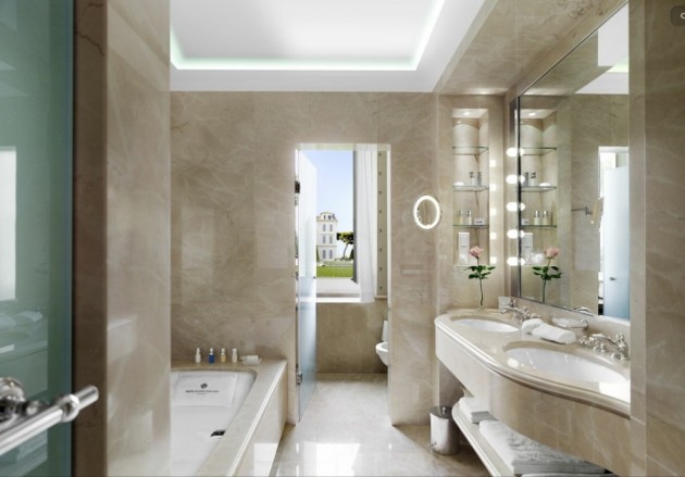 Marvelous Luxury Small But Functional Bathroom Design Ideas Largest Home Design Picture Inspirations Pitcheantrous