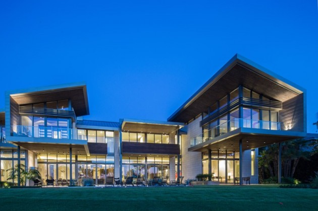 Top 8 Of The Most Elegant Contemporary Dream House Designs