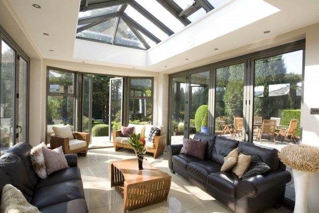 The Evolution of Conservatories