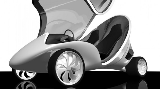 When Architects Become Car Designers