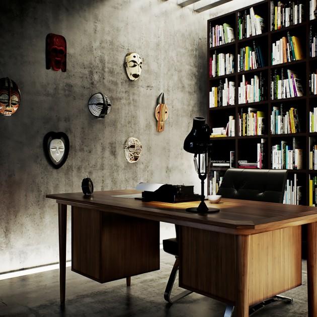 Writer's home - Ângelo Fernandes