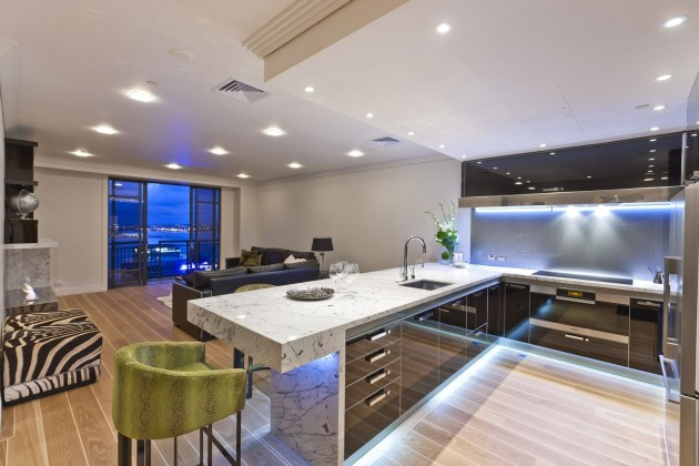 17 Effective Ideas How To Light Up Your Kitchen Properly