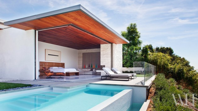 Beautiful Madness- 10 Extraordinary Bedrooms Near The Swimming Pool
