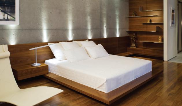 15 Extravagant Concrete Bedroom Designs For More Elegance In Your Bedroom