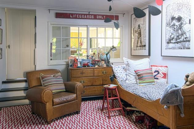 19 Delightful Traditional Children's Room Design Ideas