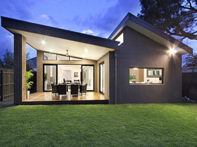 12 most amazing small contemporary house designs Best modern house design