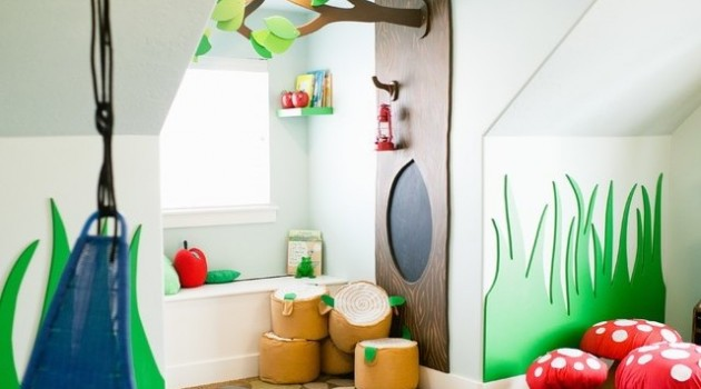 17 Greatest Ideas How To Make Perfect Dream Child's Room