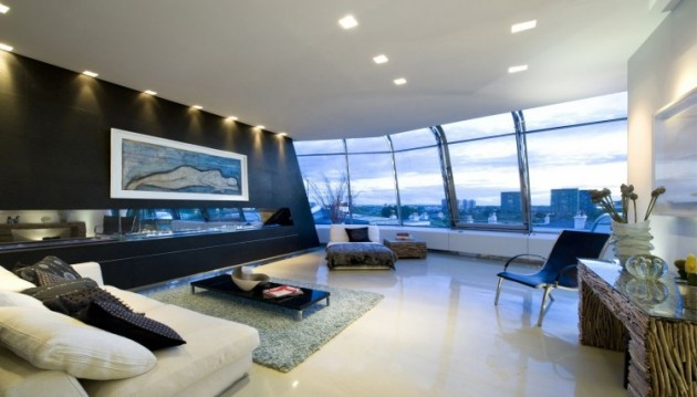 Penthouse Design astounding penthouse interior designs that wows
