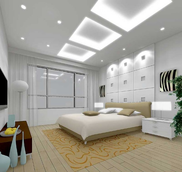 48 Ultra Modern Ceiling Designs For Your Master Bedroom Stunning Bedroom Ceiling Design