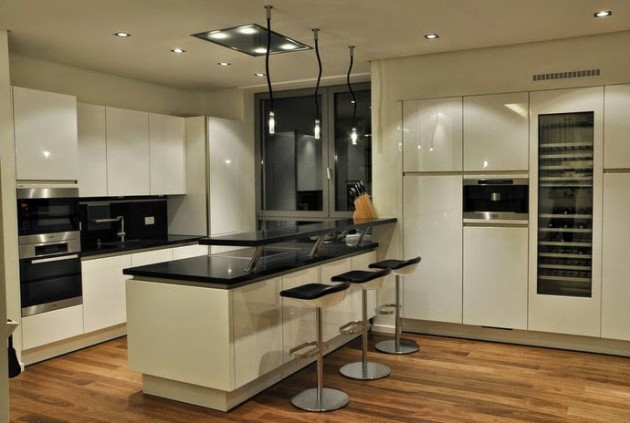 Be Always With The Last Trends- 12 Fascinating Trendy Kitchen Design Ideas