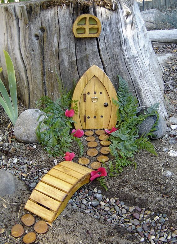17 of The Coolest DIY Fairy Garden Ideas For Small Backyards