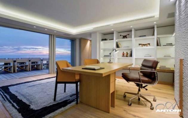 marvellous home office interior design ideas | 14 Marvelous Home Office Designs With Ocean View