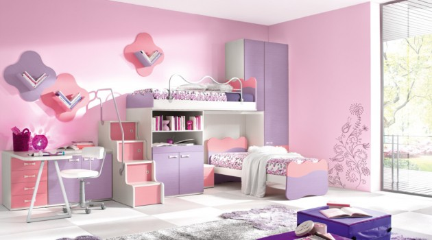 13 Most Beautiful Contemporary Child's Room Ideas That Will Delight You