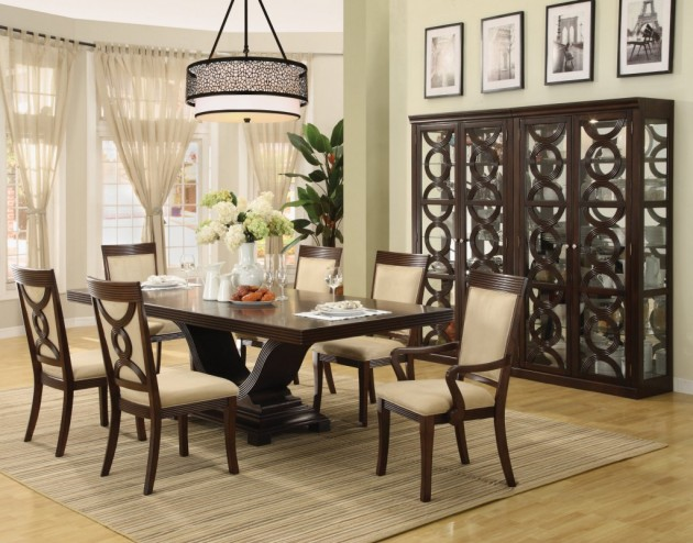 16 Incredibly Elegant Dining Room Design Ideas That Offer Real Enjoyment