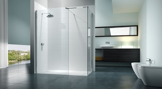 19 Delightful Contemporary Shower Design Ideas