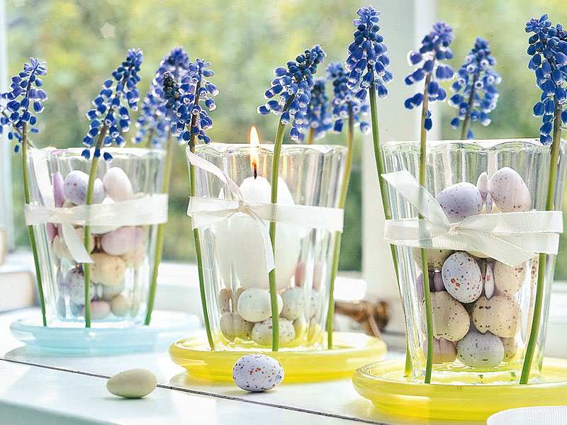 & 15 Beautiful Easter Table Decoration Ideas