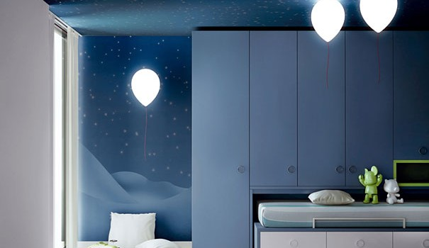 10 Effective Child's Room Lighting Ideas