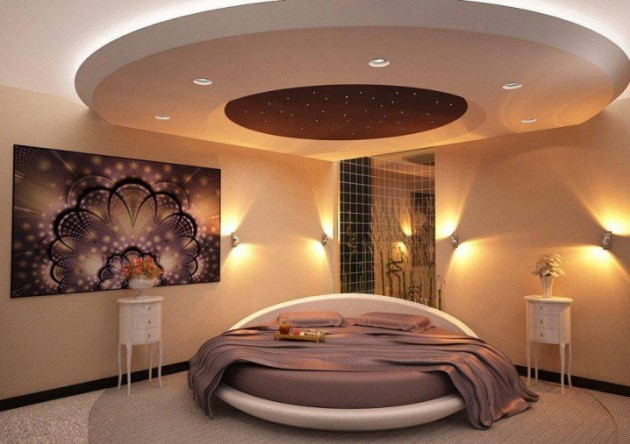 15 ultra modern ceiling designs for your master bedroom 16225 | 1223 630x444