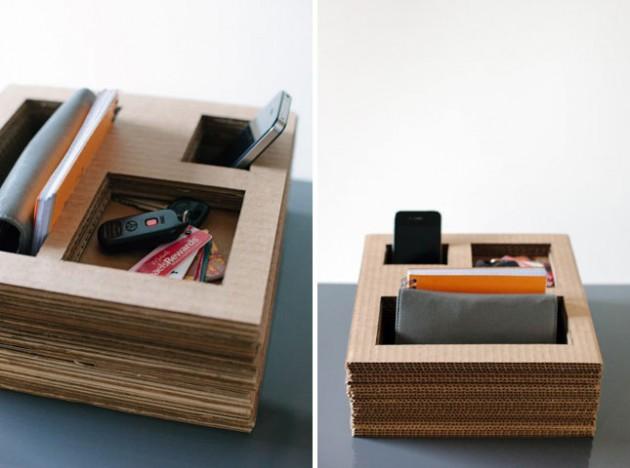 14 Creative & Practical DIY Desk Organization & Storage Ideas