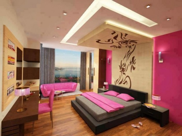 48 Ultra Modern Ceiling Designs For Your Master Bedroom Simple Bedroom Ceiling Design