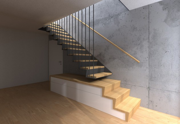 15 Amazing Industrial Staircase Designs You Are Going To Like