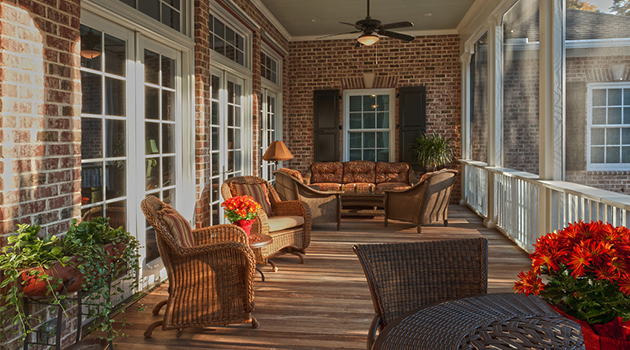 15 Inspiring Design Ideas: 15 Classic Traditional Porch Designs For Ideas And Inspiration