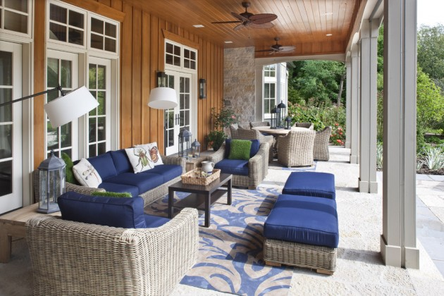 15 Classic Traditional Porch Designs For Ideas And Inspiration