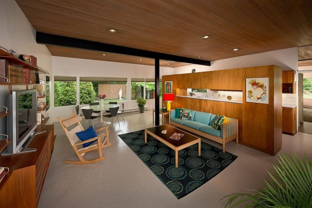 15 Dreamy Mid Century Modern Family Room Designs Youll Fall In Love With