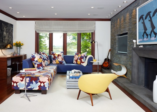 15 Dreamy Mid Century Modern Family Room Designs You Ll