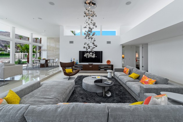15 Dreamy Mid-Century Modern Family Room Designs You'll Fall In Love With