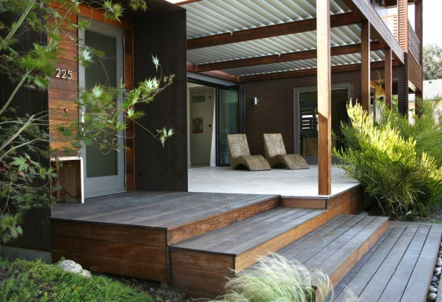 15 Impressive Modern Porch Designs Your Modern Home Needs