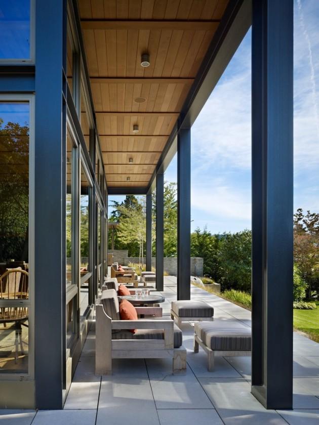Balcony Garden Decor Terraces
