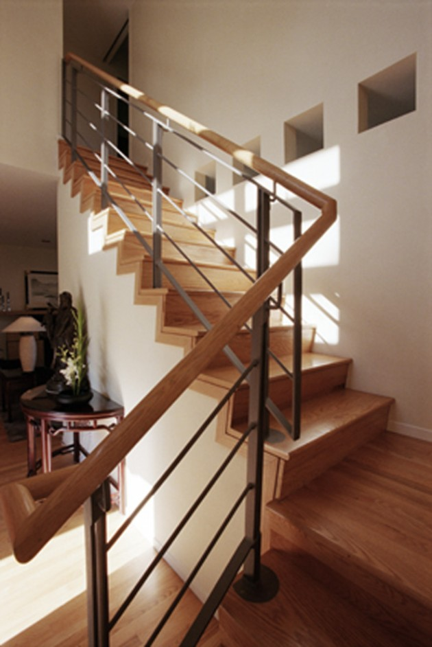 Modern Staircase Design Picture Mid Century Modern Staircase Designs To Bring You Back In Time