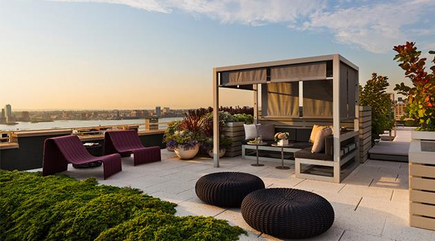 15 Sensational Contemporary Patio Designs For Your Enjoyment