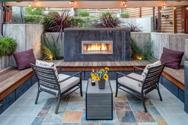 15 Sensational Contemporary Patio Designs For Your Enjoyment