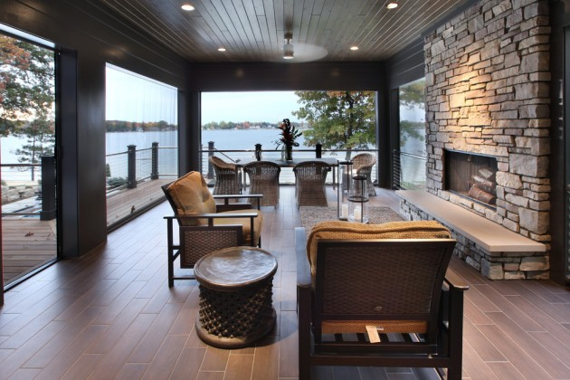 15 Striking Contemporary Porch Designs To Increase Your Curb Appeal
