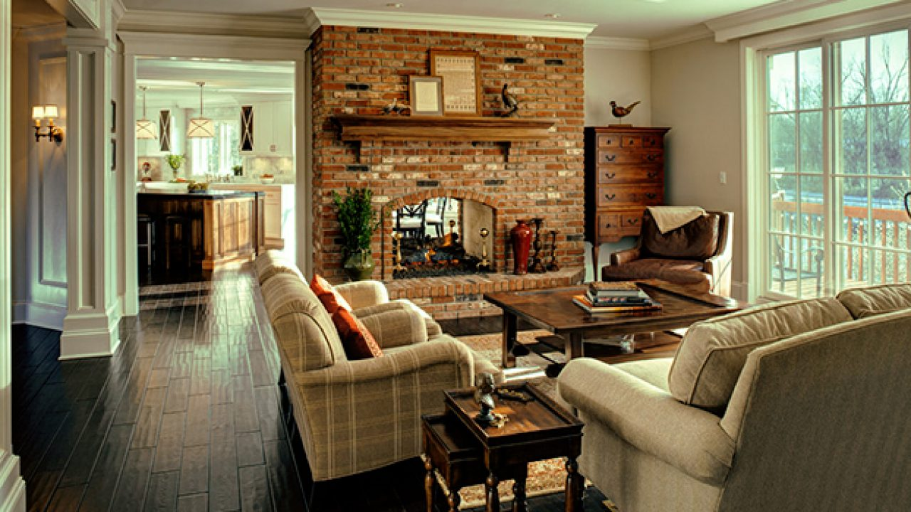 15 Timeless Traditional Family Room Designs Your Will