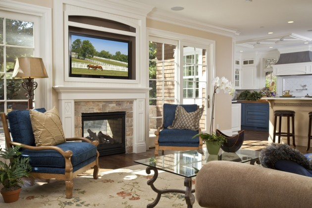 15 timeless traditional family room designs your family Family room decorating ideas traditional