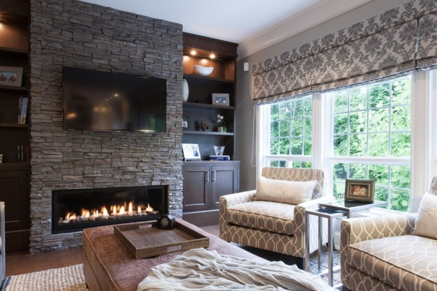 15 Timeless Traditional Family Room Designs Your Family Will Enjoy Part 73