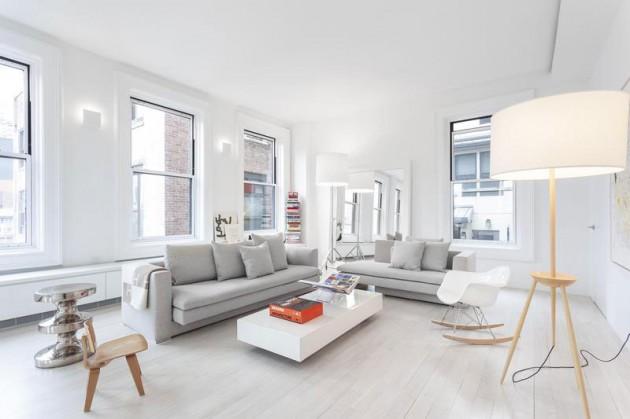 16 Delightful Bright Living Room Design Ideas