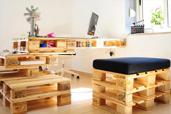 35 Most Easiest But Practical DIY Pallet Furniture Designs That Everyone Can Afford