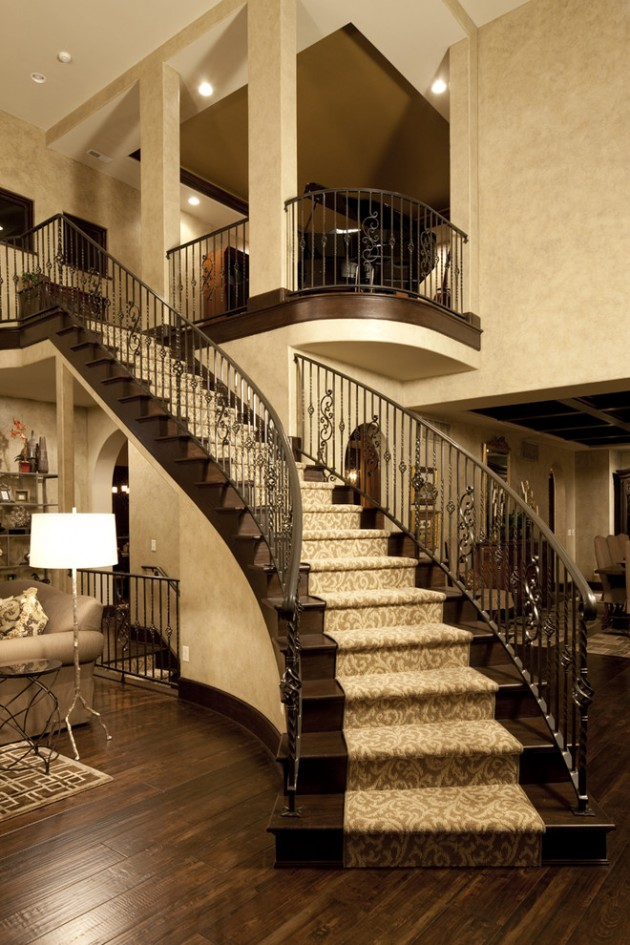 Elegant Traditional Staircase Designs That Will Amaze You