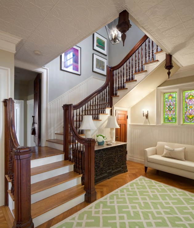 Elegant Interior Design: 16 Elegant Traditional Staircase Designs That Will Amaze You