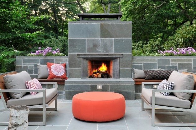 A new outdoors design collection featuring 16 Exceptional Mid-Century Modern Patio Designs For Your Outdoor Spaces for inspiration.