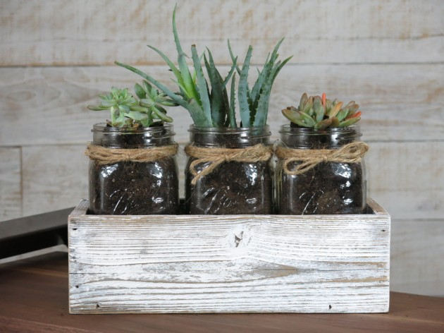16 Incredible Handmade Planter Ideas That You Can Easily DIY