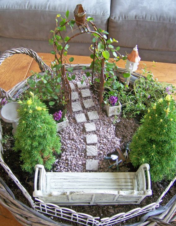 Beau 17 Of The Coolest DIY Fairy Garden Ideas For Small Backyards