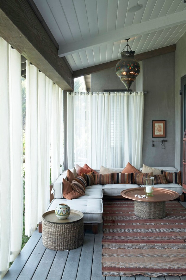 Closed In Screen Porch Ideas